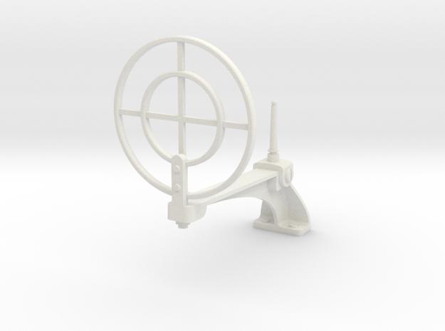 IronSight 1:6 in White Natural Versatile Plastic