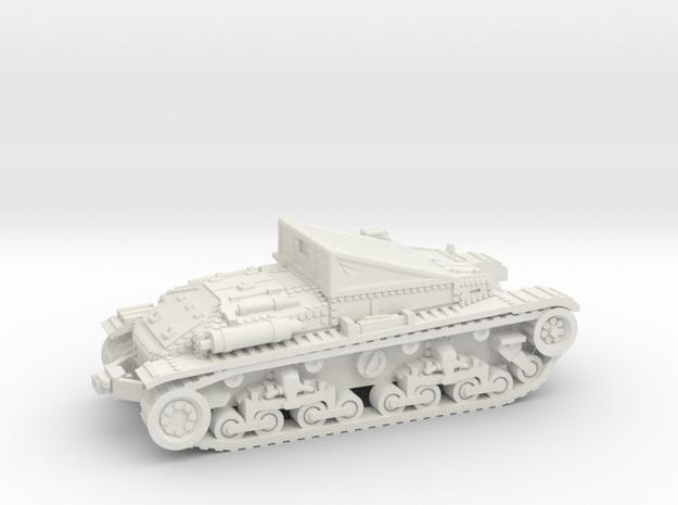 Morserzugmittel 35 tank 1/87 in White Natural Versatile Plastic