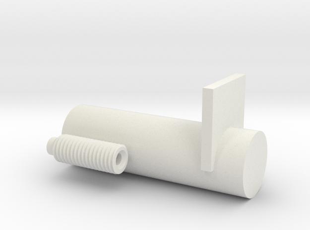 HANGI 4 in White Strong & Flexible