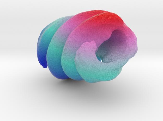 Amyloid-Beta Nanotube in Full Color Sandstone