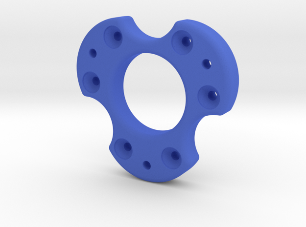 Spinner for Small Hands/Kids/Toddlers in Blue Processed Versatile Plastic
