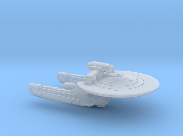 Terran Drake Class Heavy Explorer - 1:7000 in Smooth Fine Detail Plastic