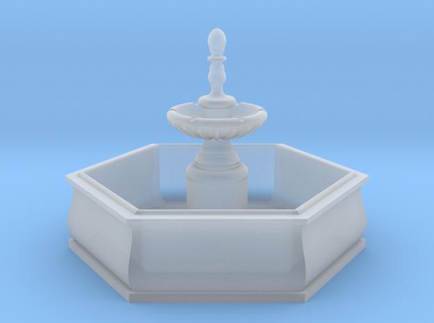 TJ-H01138 - Fontaine hexagonale