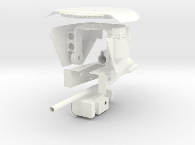 1.6 Canon Tigre in White Processed Versatile Plastic
