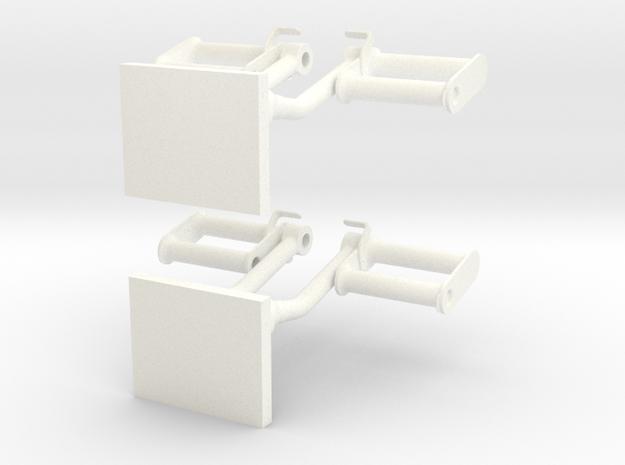 1.4 LAMA PALONNIERS FULL KIT in White Processed Versatile Plastic