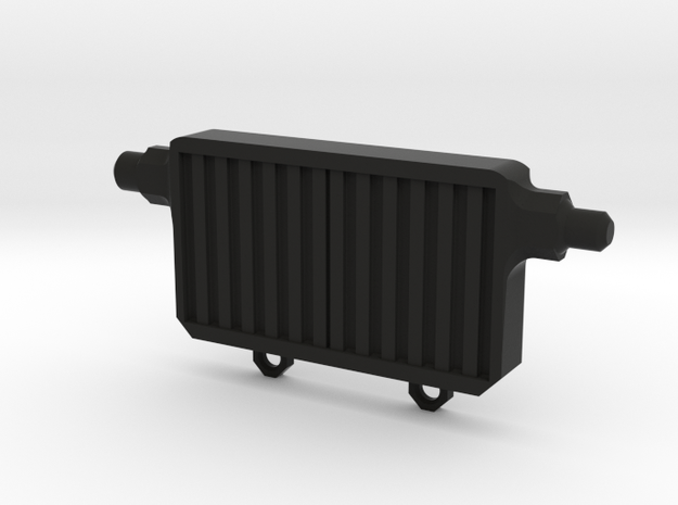 1:10 Scale Cooler Fits our Grill for RC4WD Blazer in Black Natural Versatile Plastic