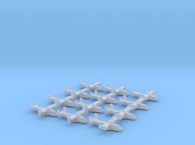 V-22 Osprey x 12, 1/1250