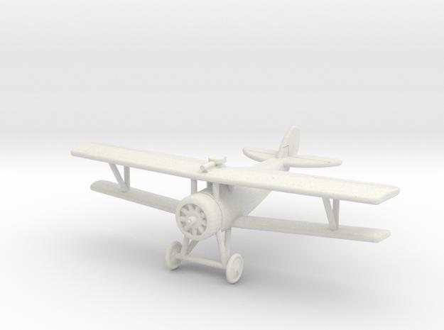 GWA07A Nieuport 27 RFC (1/144) in White Natural Versatile Plastic