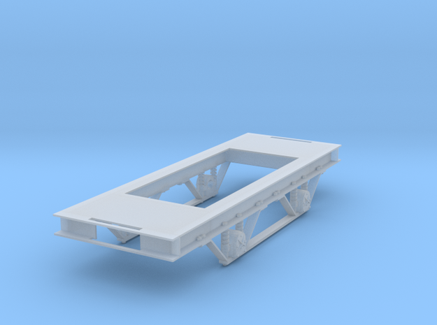 Atlas chassis  (standard) in Frosted Ultra Detail: 1:45