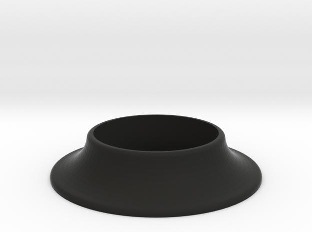 Mini Squonker Beauty Ring 14mm (MM510) in Black Strong & Flexible