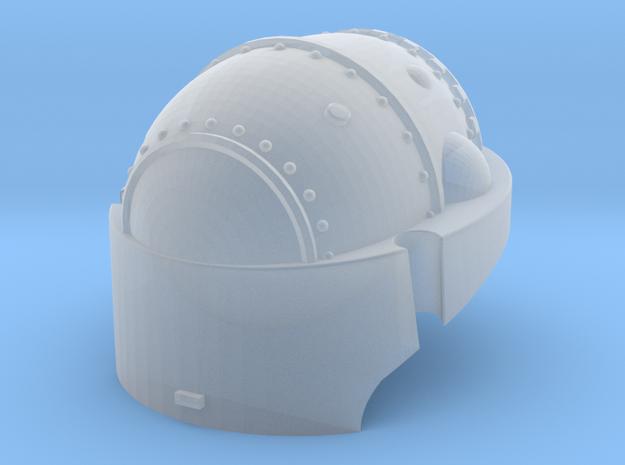 Martian Robot Castle Head for conversion