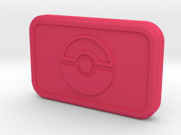 Gx Counter v3 in Pink Strong & Flexible Polished