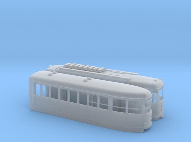 Wien Type F Nr.701-750 - Gehäuse - FUD in Frosted Ultra Detail