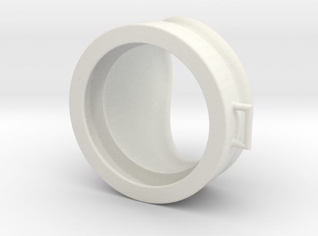 Eyepiece V1.3 in White Strong & Flexible