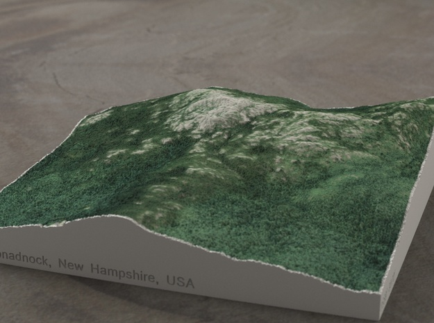 Mt. Monadnock, New Hampshire, 1:15000