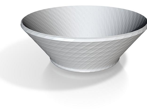 bowl 3 3d printed