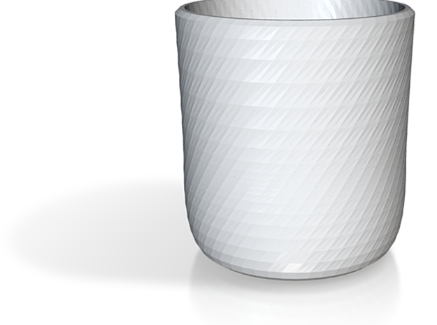 full sized cup 3d printed