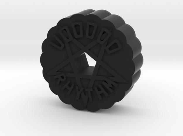 VOODOO RHYTHM 1 in Black Strong & Flexible