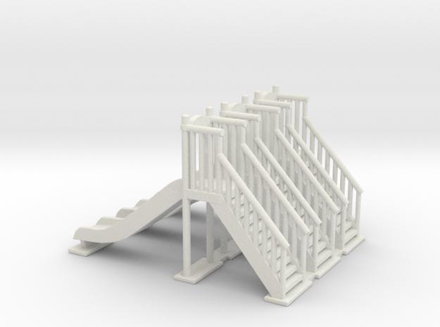 Playground slide 01. HO Scale (1:87)