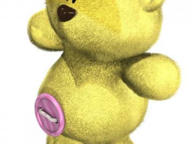 Bear-bear2 3d printed Description