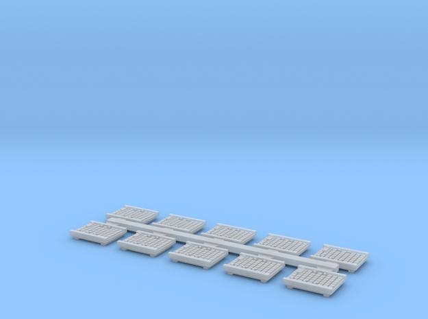 TJ-H04677 - Balises KVB in Smooth Fine Detail Plastic