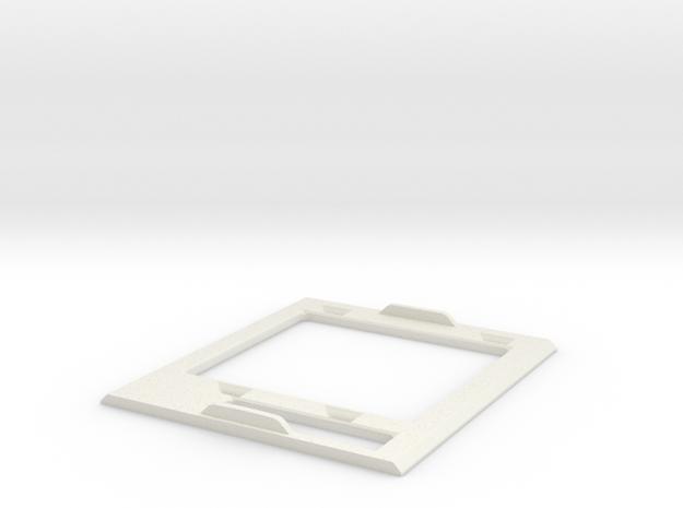 Viking 3350 Heat Shield in White Natural Versatile Plastic