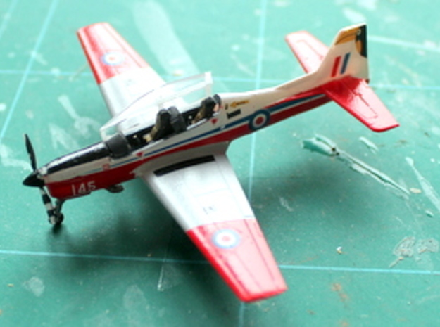 016F Shorts Tucano 1/144 in Smooth Fine Detail Plastic