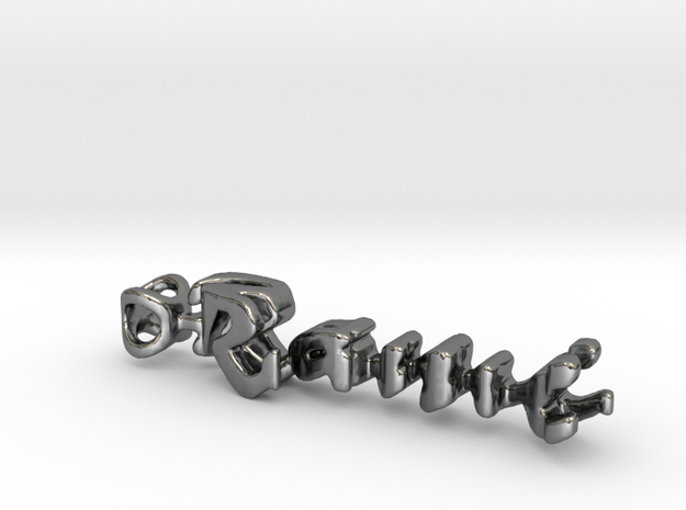 Twine Rami/Sami in Premium Silver