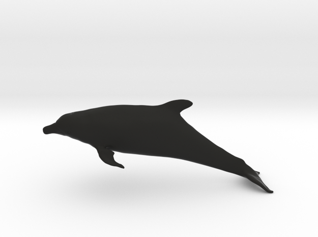 Bottlenose Dolphin (Turiops truncatus) in Black Strong & Flexible