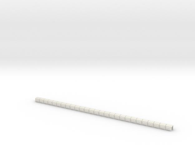 Oea41 - Architectural elements 1 in White Natural Versatile Plastic