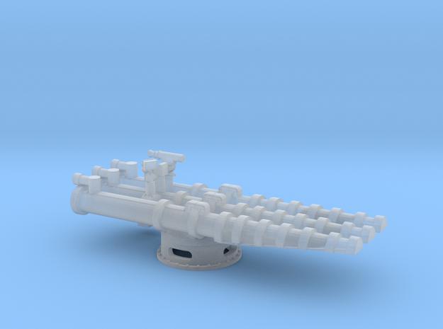1/300 USN Trainable Torpedo Tubes