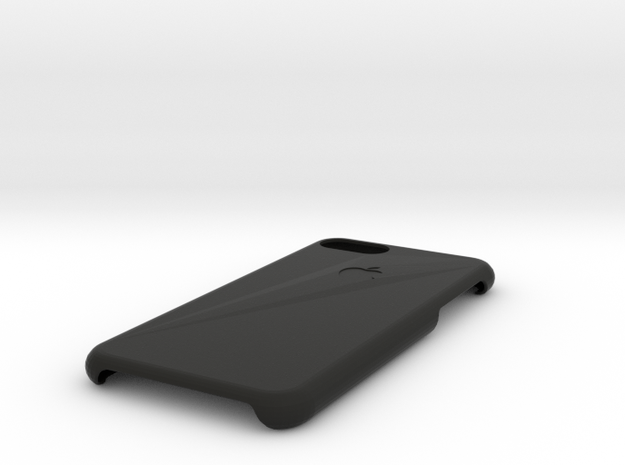 Iphone 7 Case in Black Strong & Flexible