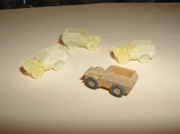Italian TS 37 Autoprotetto AC 1/285 6mm 3d printed