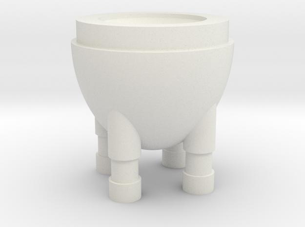 Doopvont/ Baptistry in White Natural Versatile Plastic