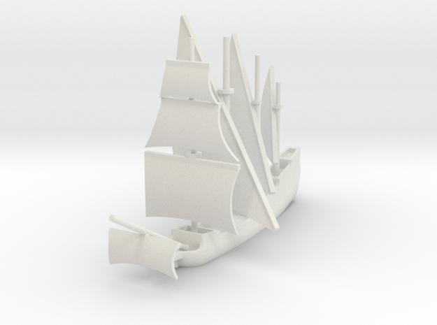 1/1000 Caravela de Armada version 3