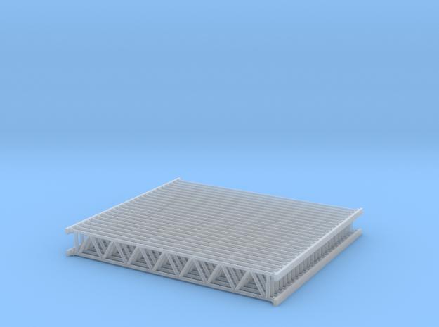 Lattice girder 01. HO Scale (1:87)