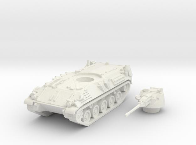Saurer tank (Austria) 1/87 in White Natural Versatile Plastic