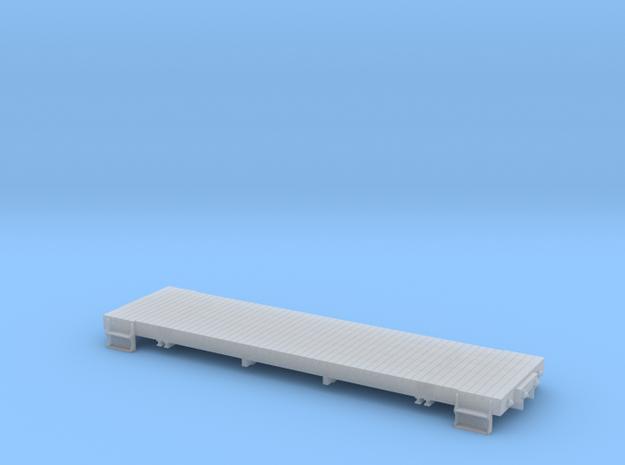 ET&WNC 505 Frame HOn3 in Smooth Fine Detail Plastic: 1:87 - HO
