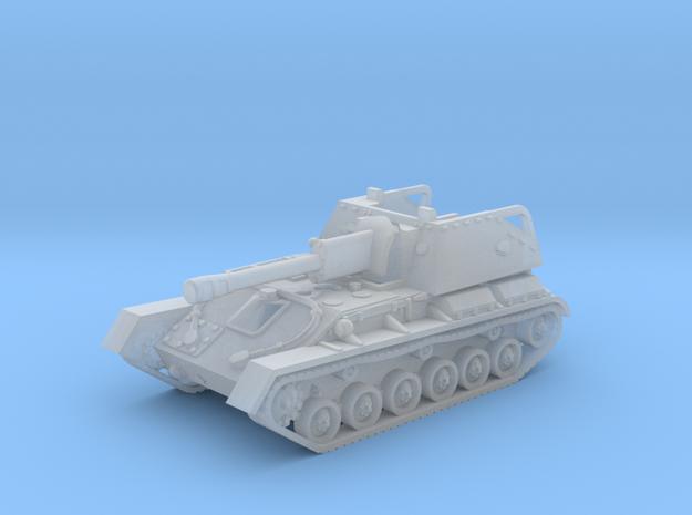 SU-76 M tank (Russian) 1/200 in Smooth Fine Detail Plastic