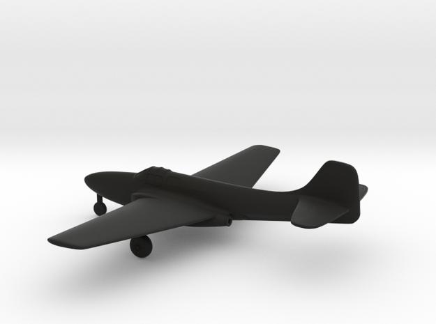 Bell P-59 Airacomet in Black Natural Versatile Plastic: 1:144