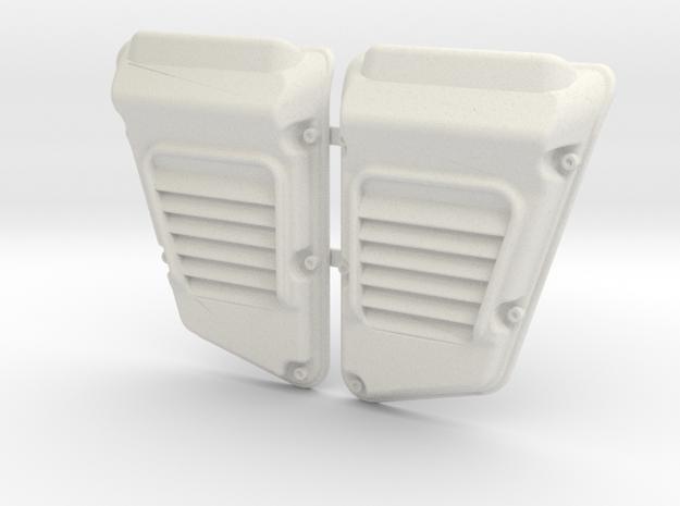 Land Rover Defender Wolf Intakes (pair)