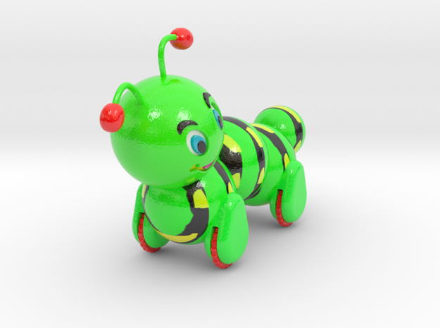 Full Caterpillar Toy