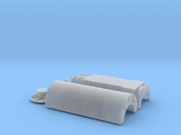 N Scale Westinghouse Turbo Generator