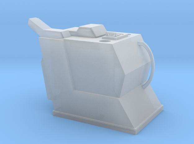 Docking Bay: Power Box, 1:43 in Smooth Fine Detail Plastic