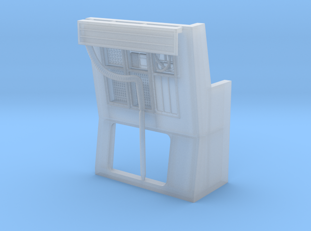 DeAgo Falcon Hold NAV-Wall For Extended Floor Mod  in Smooth Fine Detail Plastic