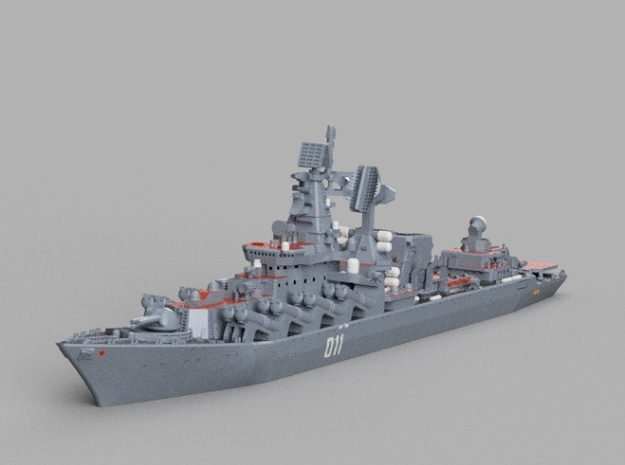 1/1800 RFS Varyag in Smooth Fine Detail Plastic