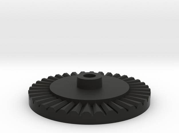 K14 Gunsight Mount in Black Natural Versatile Plastic