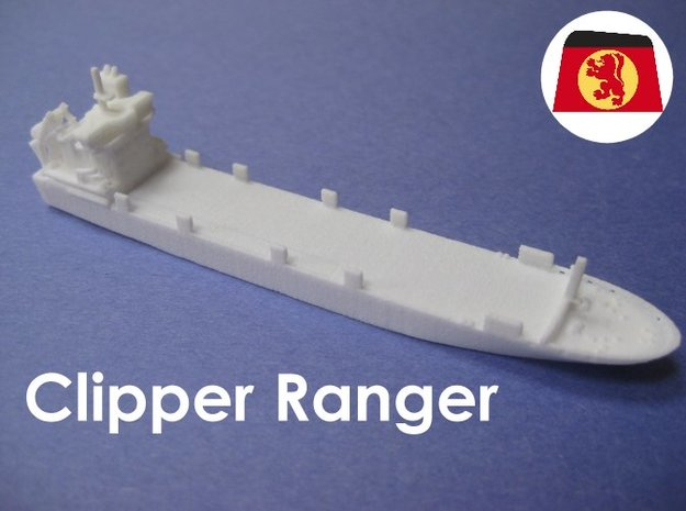 MS Clipper Ranger (1:1200)