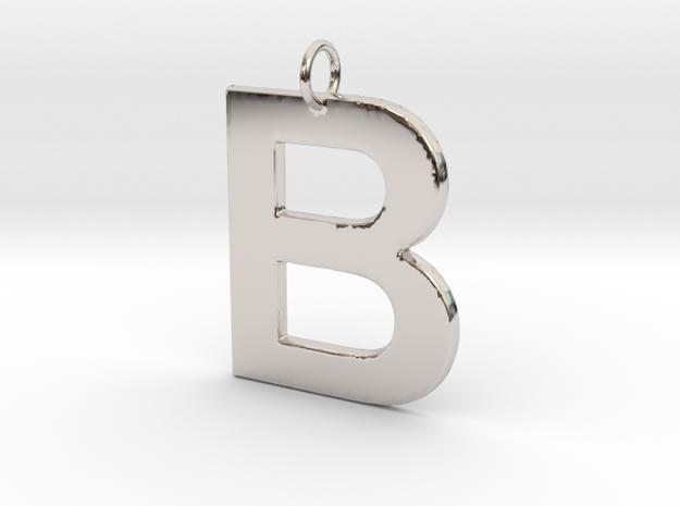 B Pendant