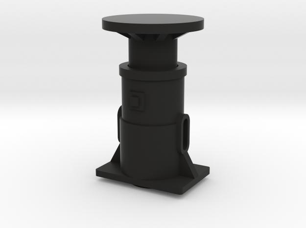 Tampon OCEM Sec Ech 1/43.5 in Black Strong & Flexible
